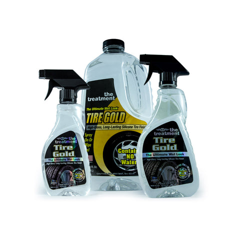 The Treatment Tire Gold®
