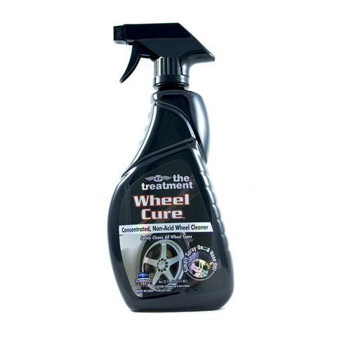 The Treatment Wheel Cure® Wheel Cleaner