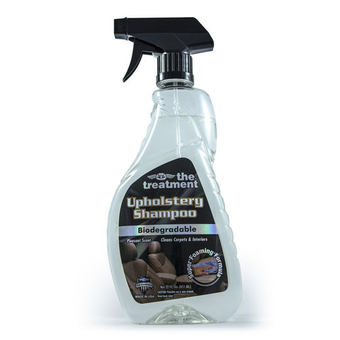The Treatment® Upholstery Shampoo