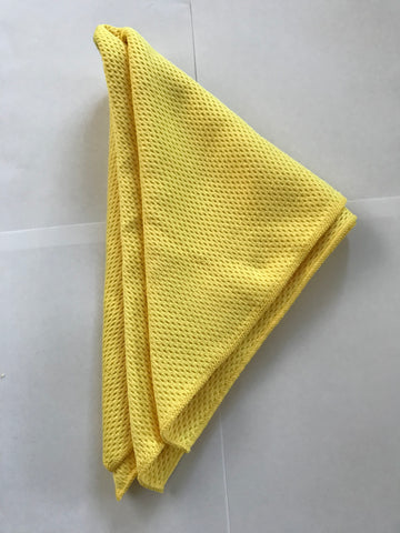 Diamond Weave Drying Towel