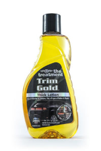 The Treatment Trim Gold