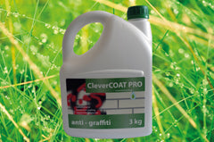 Nano Protection CleverCoat Pro Anti Graffiti 3Kg