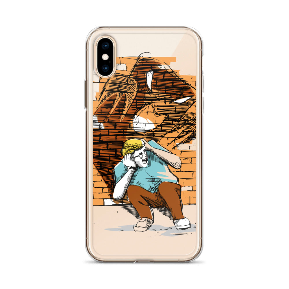 Fear iPhone Case