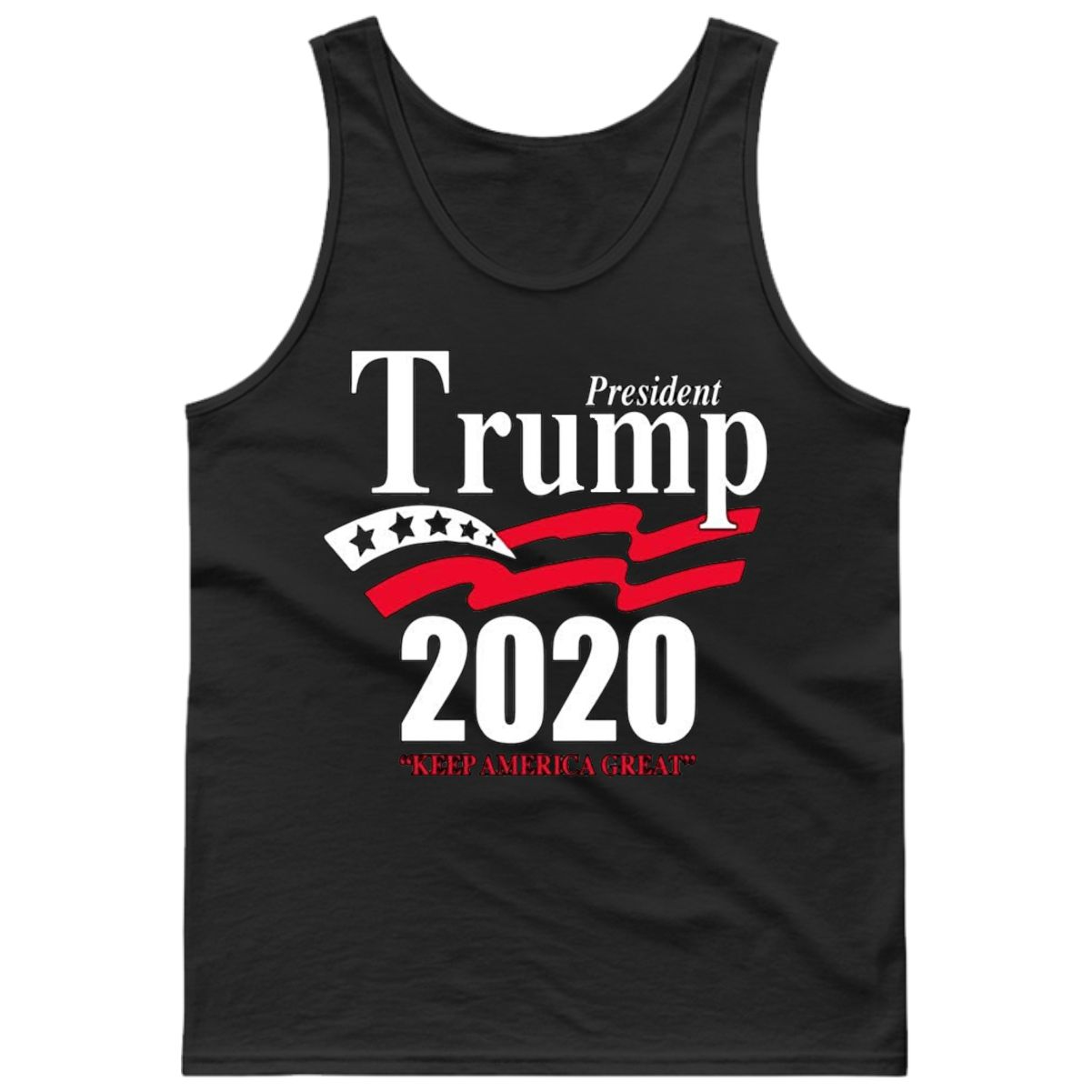 President Donald Trump 2020 MAGA Liberal Keep America Great New Mens T-shirt