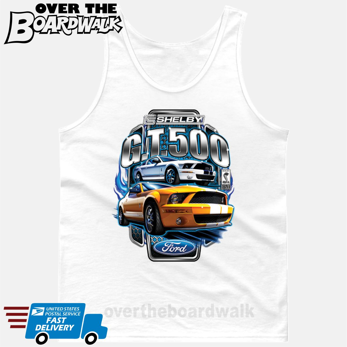97808737 ... SHELBY GT500 Mustang - FORD LICENSED [T-shirt/Hoodie/Tank Top] ...