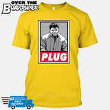 PLUG El Chapo Guzman | Narcos Drug Cartel Lords [T-shirt/Hoodie/Tank Top] T-Shirt / Yellow - over-the-boardwalk