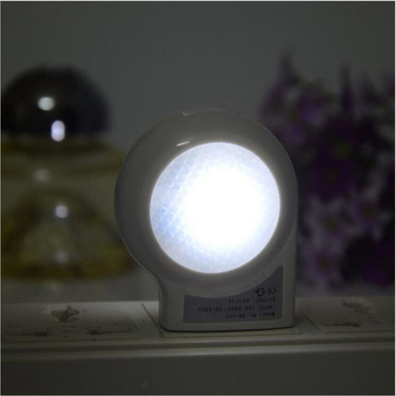 LED Children's Bedroom, Hallway & Corridor Night Light - Organiza