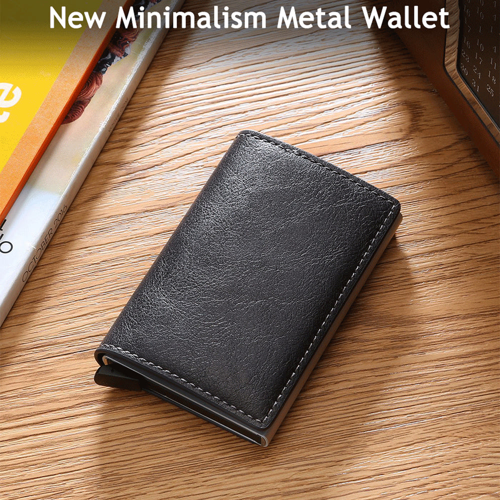 RFID Blocking Wallet To Protect Against Contactless Fraud