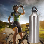 High Quality Stainless Steel Outdoor Drinking Sports Bottle - Organiza