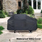 "57"" Universal Outdoor Waterproof Protective BBQ Grill Cover"