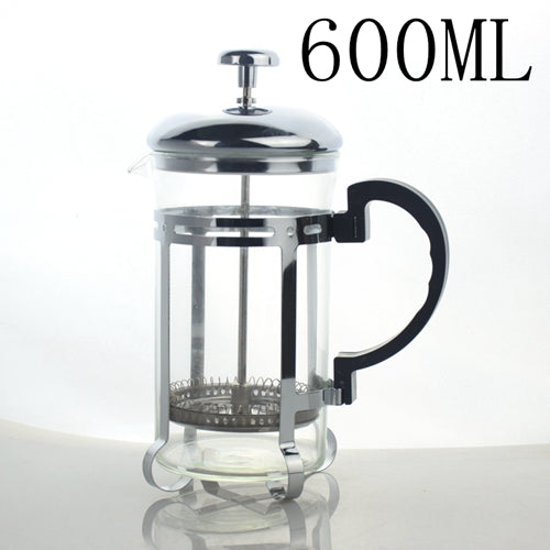 Stainless Steel Coffee Press & Tea Plunger - Organiza