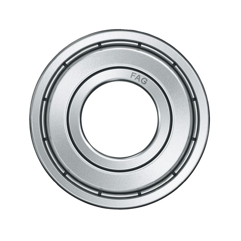 FAG 6210-ZZR-C3 Deep Groove Ball Bearings