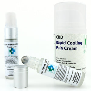 Premium Hemp Oil Extract Topical Roll On - Far Out CBD & Accessories