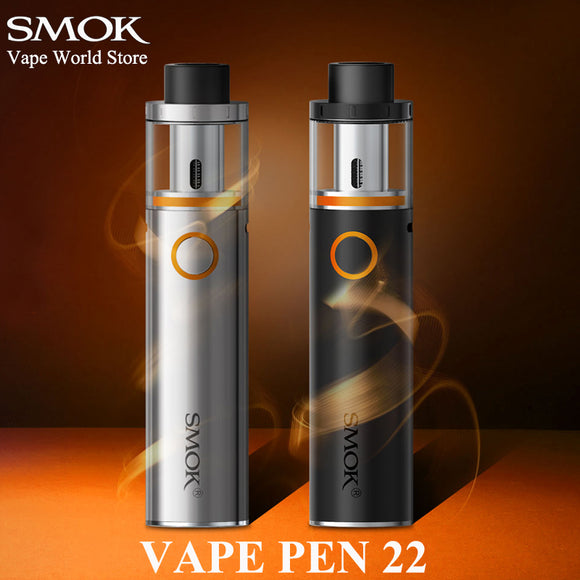Vapes SMOK VAPE PEN 22 E Cigarette Hookah Pen Electronic Cigarette Far Out CBD & Accessories