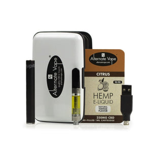 Vape Kit CBD Vape Kit-250mg Prefilled Cbd Cartridge U.S Hemp Wholesale