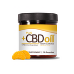 Plus CBD Oil Gummies - 150mg
