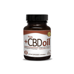 Plus CBD Oil Raw Softgels - 150mg