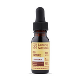 French Vanilla Mocha Lazarus Naturals High Potency CBD Oil Tincture - 750mg