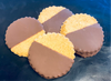4 x Chocolate Digestive Cookies no added gluten / Keto Shortbread