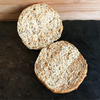 4 pcs Keto low carb protein seeded bread rolls - The Low Carb & Keto Bakery UK