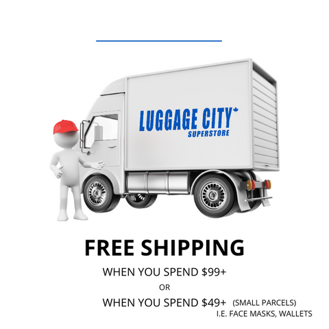 Free Shipping when you spend $49+ on small parcels