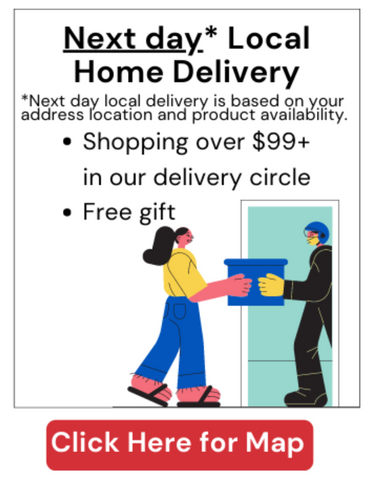 Next day* Local Home Delivery