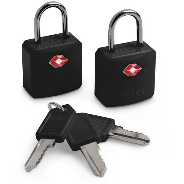 Pacsafe Prosafe® 620 TSA accepted luggage locks