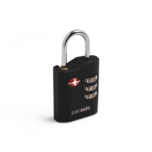Pacsafe Prosafe 700 TSA accepted combination padlock