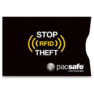 Pacsafe Rfidsleeve™ 25 RFID-Blocking Card Sleeve (2 Pack) - Luggage City