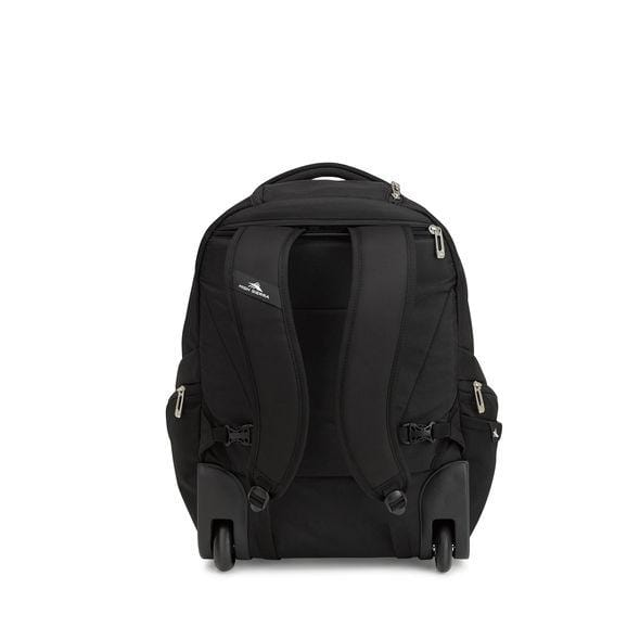 High Sierra Endeavor Wheeled Backpack - Luggage City