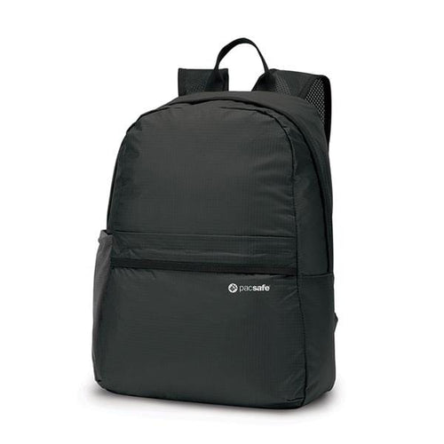 Pouchsafe™ PX15 anti-theft packable day pack - Charcoal