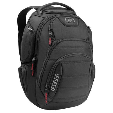 OGIO Renegade RSS Laptop Backpack - Black