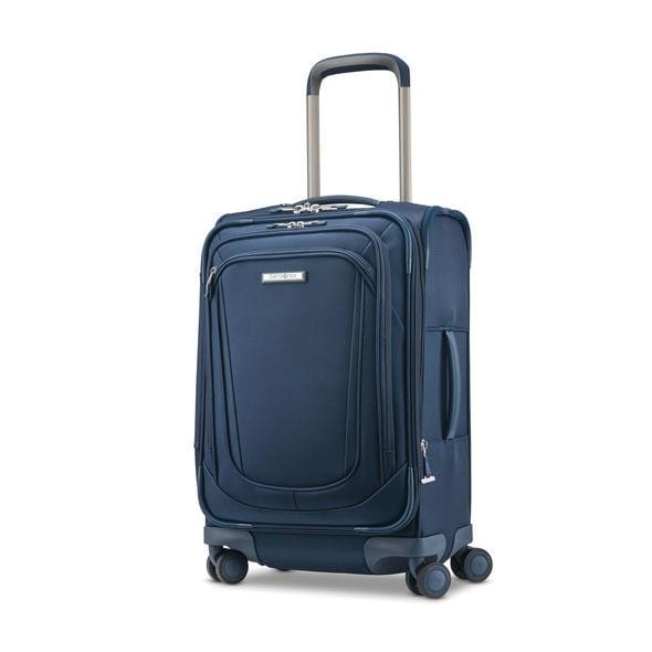 Luggage > Softside Luggage Samsonite Silhouette 16 Expandable Spinner Carry-On - Luggage CitySamsonite Evening Teal