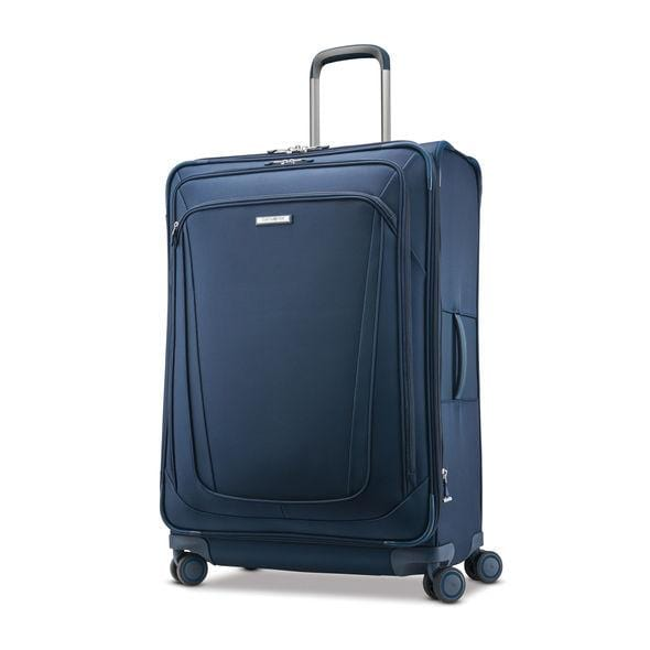 "Luggage > Softside Luggage Samsonite Silhouette 16 30"" Expandable Spinner Large - Luggage CitySamsonite Evening Teal"