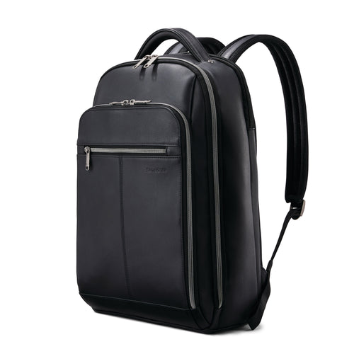 SAMSONITE CLASSIC LEATHER BACKPACK - Luggage City