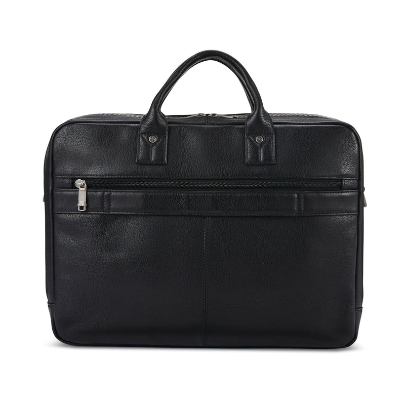 SAMSONITE CLASSIC LEATHER TOPLOADER - Luggage City