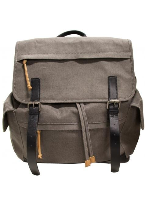 Mancini Large Backpack For 15.6'' Laptop