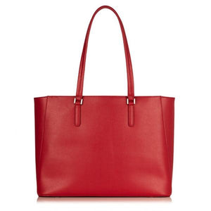 Cavendish 14in Leather Tote