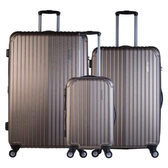 Trochi Knight 2 Spinner 3-Pcs Set - Luggage City