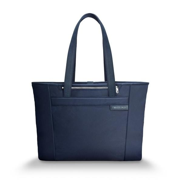 Luggage > Softside Luggage Briggs & Riley Baseline Large Shopping Tote - Luggage CityBriggs & Riley Navy