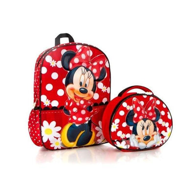 Heys Disney Backpack with Lunch Bag - Minnie