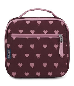 Jansport Lunch Break - 48X-Russet Red Bleeding Hearts