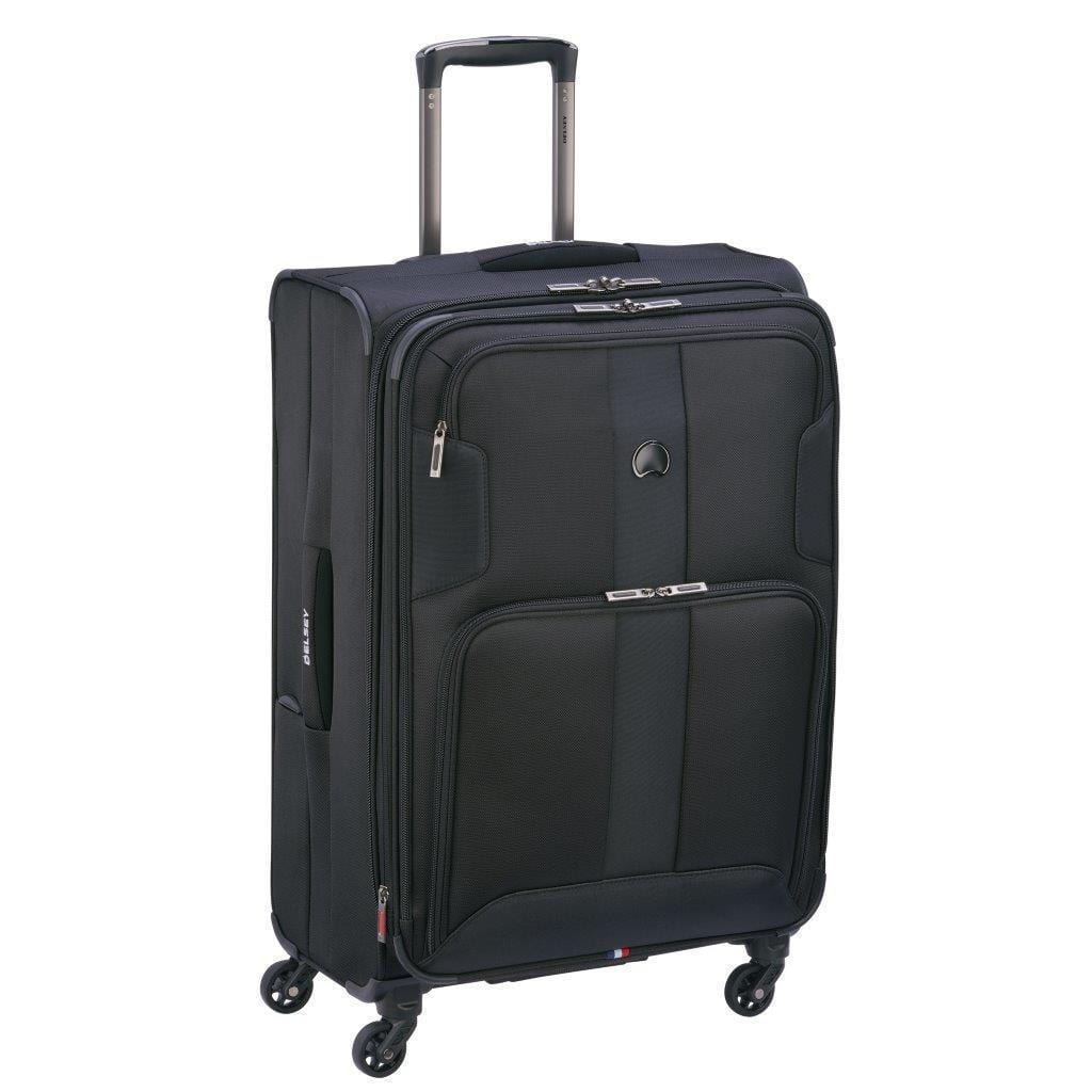 Delsey Volume Max 25 Inch Expandable Spinner Trolley - Luggage City