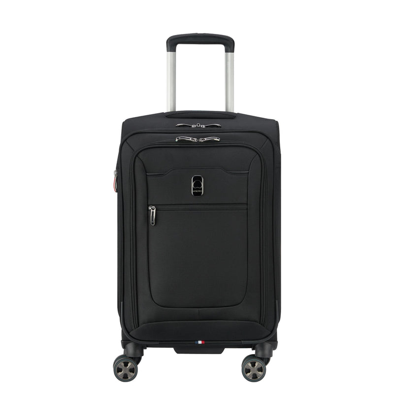 "Luggage > Softside Luggage Delsey Hyperglide 19"" Expandable Carry-On Spinner - Luggage CityDelsey Black"
