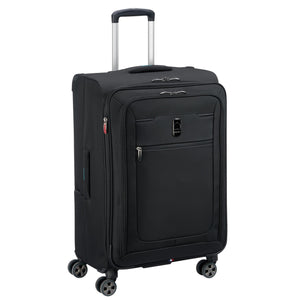 "Delsey Hyperglide 25"" Expandable Spinner - Luggage City"