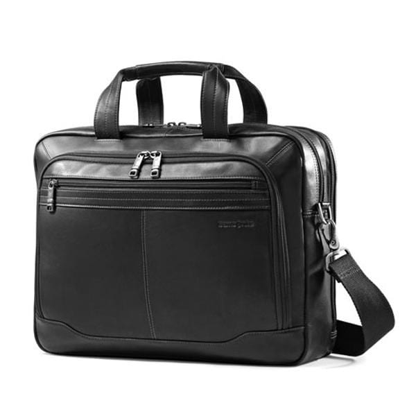 Samsonite Columbian Leather 2 Pocket Business Case