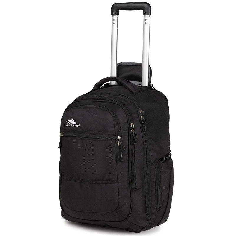 High Sierra Rev Wheeled Backpack - Luggage City