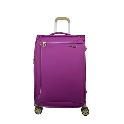 Brand > Verage Verage Aurora 19In Expandable Small 4 Wheel Spinner - Luggage CityVerage Purple
