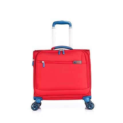 Verage 16.5In Visonary Laptop Trolley 4 Wheels - Luggage City
