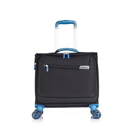 Verage 16.5In Visonary Laptop Trolley 4 Wheels